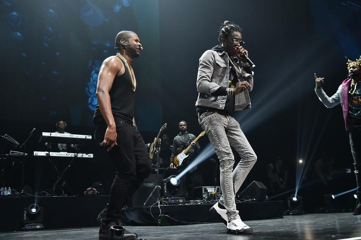 Young Thug Power 105.1's Powerhouse 2016 - Show