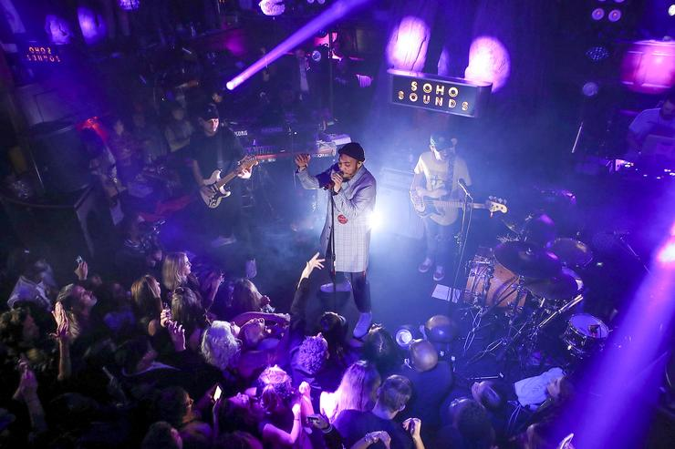 Anderson Paak Soho House Launches Soho Sounds: LA with Anderson .Paak and Kaytranada