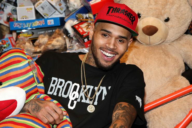 Chris Brown 1st Annual Xmas Toy Drive Hosted By Chris Brown And Brooklyn Projects