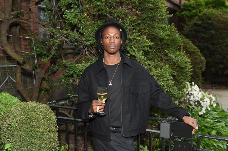 Joey Bada$$ at Room to Read Honors