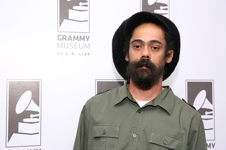 A Conversation With Damian Marley