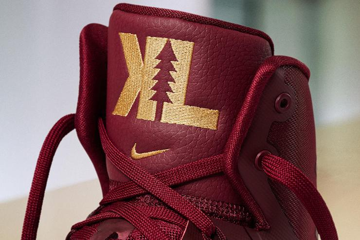 ... nike unveils kevin loves nike hyperdunk pe for the nba finals