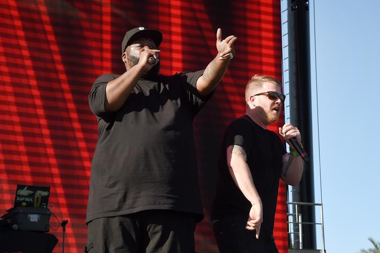 Killer Mike, El-P