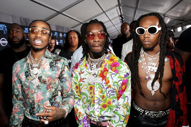 Migos at the BET Awards 2017