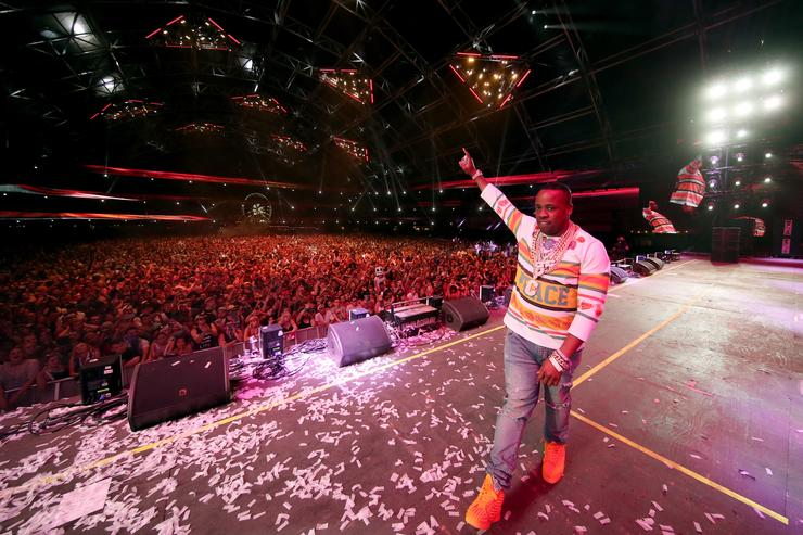 Yo Gotti 2017 Coachella Valley Music And Arts Festival - Weekend 2 - Day 3