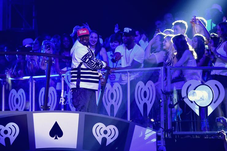 Young Buck 2014 iHeartRadio Music Festival - Night 2 - Show