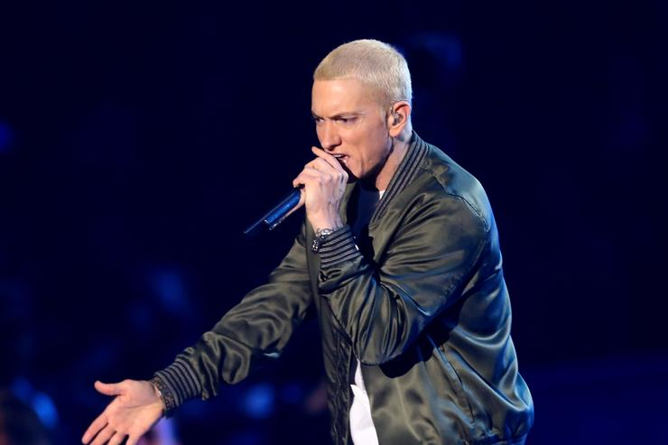 Eminem 2014 MTV Movie Awards - Show