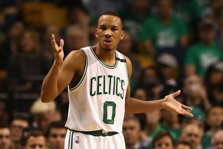 Avery Bradley is headed to Detroit