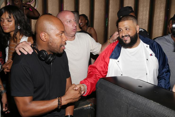 DJ Khaled Mark Pitts & Bystorm Ent. 7th Annual Post BET Awards Party hosted by DJ Khaled