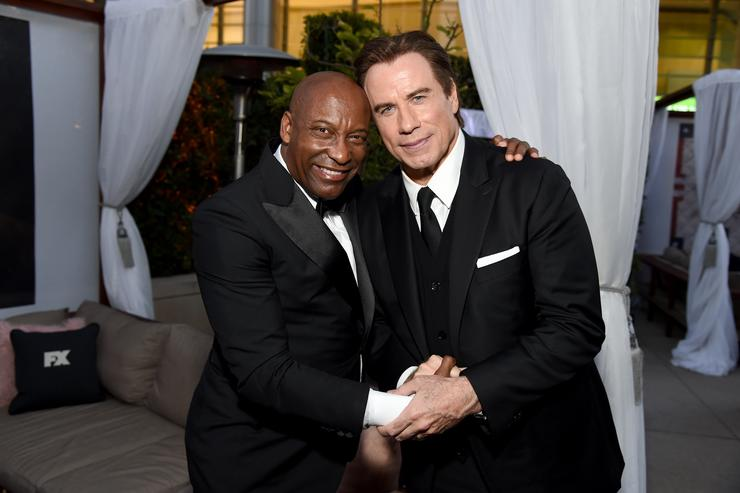 John Singleton Vanity Fair And FX's Annual Primetime Emmy Nominations Party
