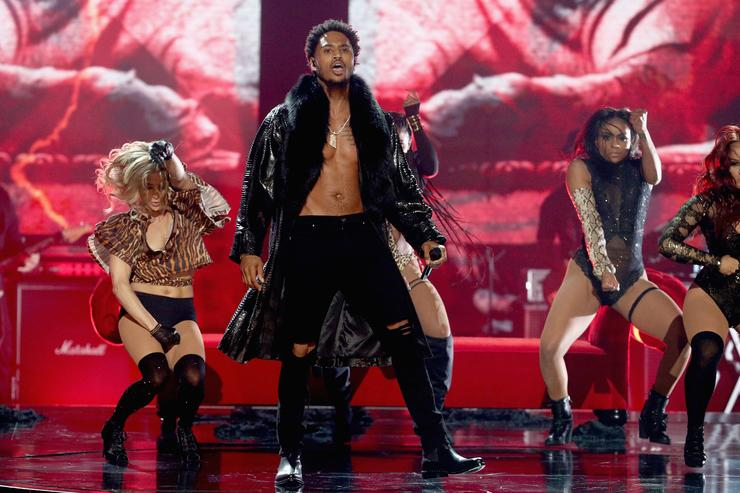 Trey Songz BET Awards 2017