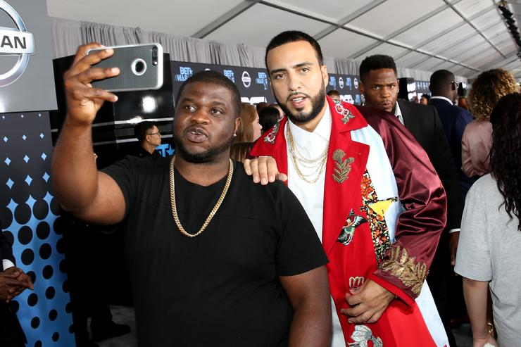 French Montana BET Awards 2017
