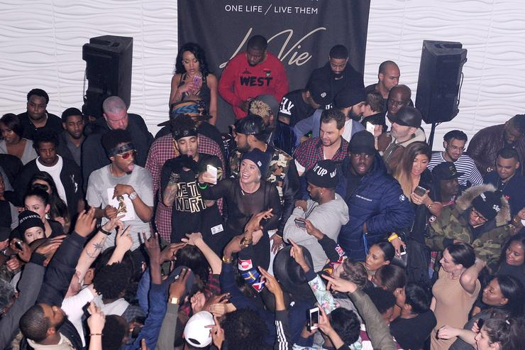 Metro Boomin' Viber X YesJulz NBA All-Star Game Party #AllStarVibes