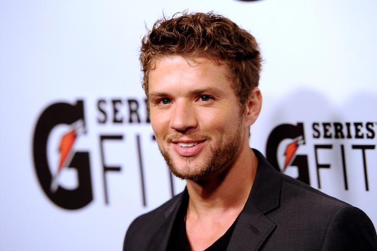 Ryan Phillippe Gatorade's 'G Series Fit' Launch Party
