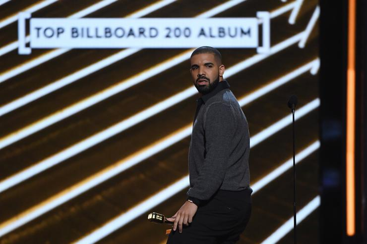 Drake 2017 Billboard Music Awards - Show