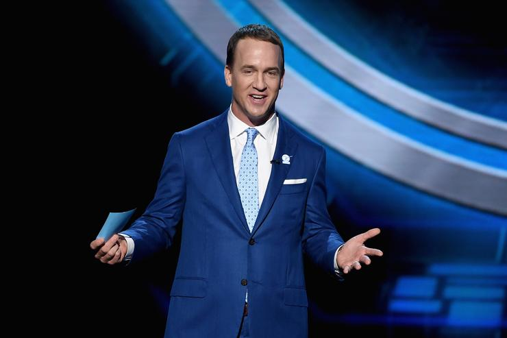 Peyton Manning at ESPY Awards