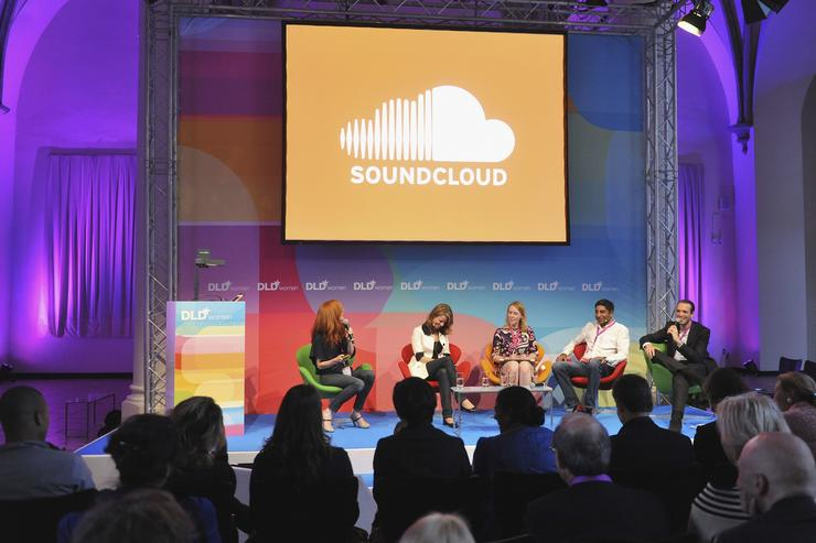 Soundcloud DLDwomen Conference 2011 - Day 2