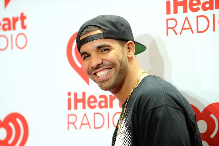 Drake iHeartRadio Music Festival - Day 2 - Backstage