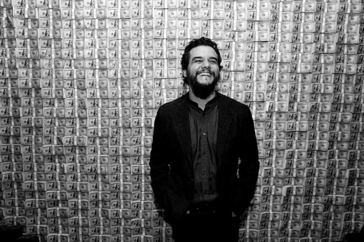 Wagner Moura at Netflix's 'Narcos' FYC event