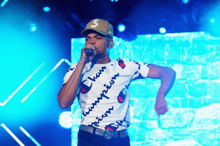 Chance the Rapper 2017 ESSENCE Festival Presented By Coca Cola Louisiana Superdome - Day 3