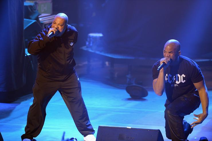 Run-DMC DirecTV Super Saturday Night Co-Hosted By Mark Cuban's AXS TV - Performance