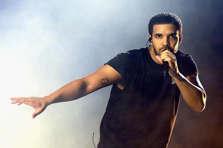 Drake 2015 Coachella Valley Music And Arts Festival - Weekend 1 - Day 3