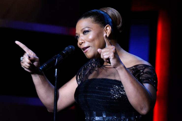 Queen Latifah 43rd AFI Life Achievement Award Honoring Steve Martin - Show
