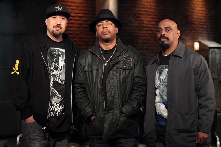 Cypress Hill Visits Fuse TV