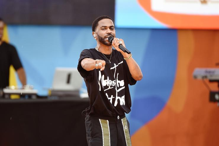 Big Sean GMA 2017