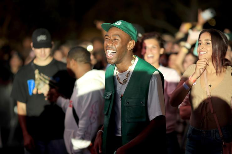 Tyler, The Creator FYF Fest 2017 - Day 1