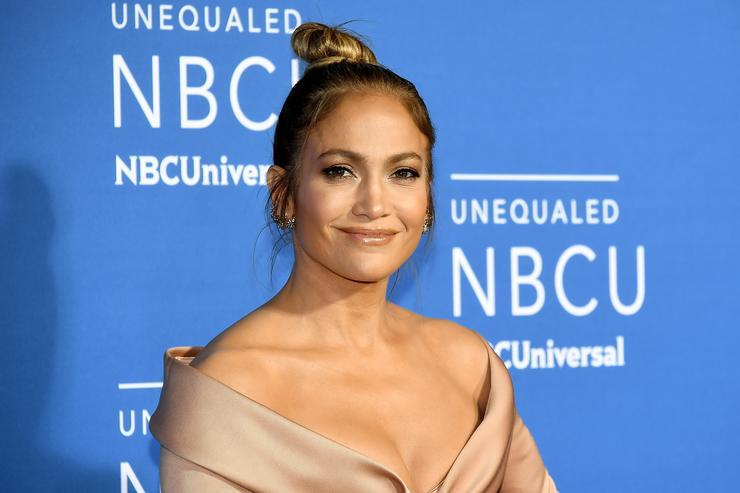 Jennifer Lopez NBC Upfronts 2017