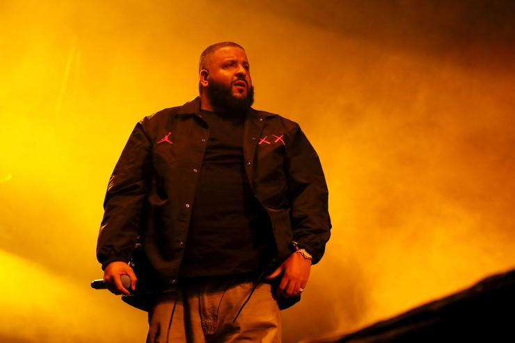 DJ Khaled 2017 Coachella Valley Music And Arts Festival - Weekend 1 - Day 3