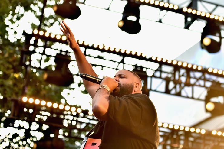 DJ Khaled L.A. Reid And Epic Records Host 'EpicFest 2016' With Performances By Future, DJ Khaled, KONGOS, Yo Gotti, French Montana, Jidenna, Kat Dahlia, Timeflies, Lil Jon
