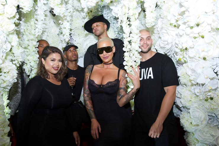Kat Von D Beauty Fragrance Launch Press Party #SAINTANDSINNER At Roosevelt