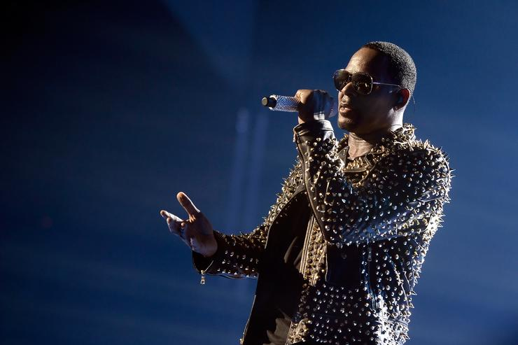 R. Kelly 2013 BET Awards - Show