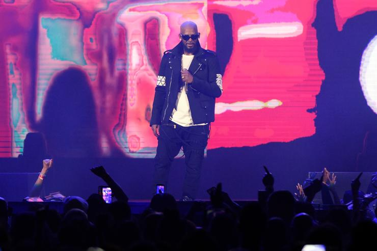 R. Kelly In Chicago