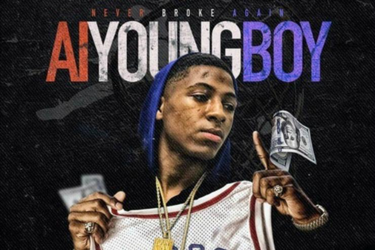 NBA YoungBoy album cover