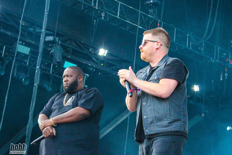 Run the Jewels at Osheaga 2017