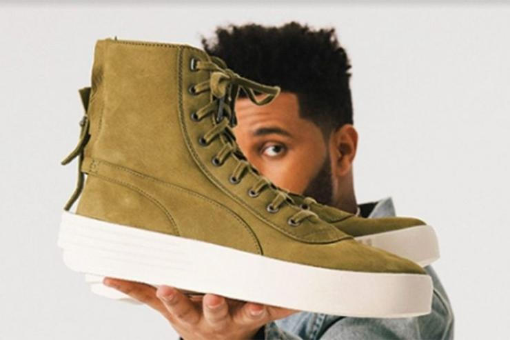 "Puma Parallel ""Olive"""