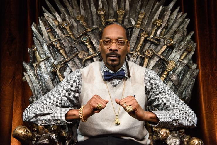 Snoop Dogg HBO Game of Thrones Presents: Snoop Dogg Catch The Throne Event At SXSW