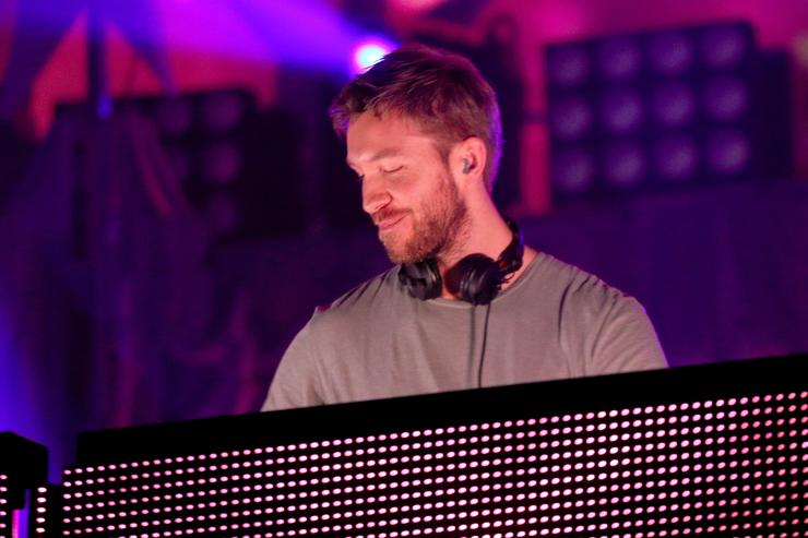 Calvin Harris 101.3 KDWB's Jingle Ball 2015 - Show