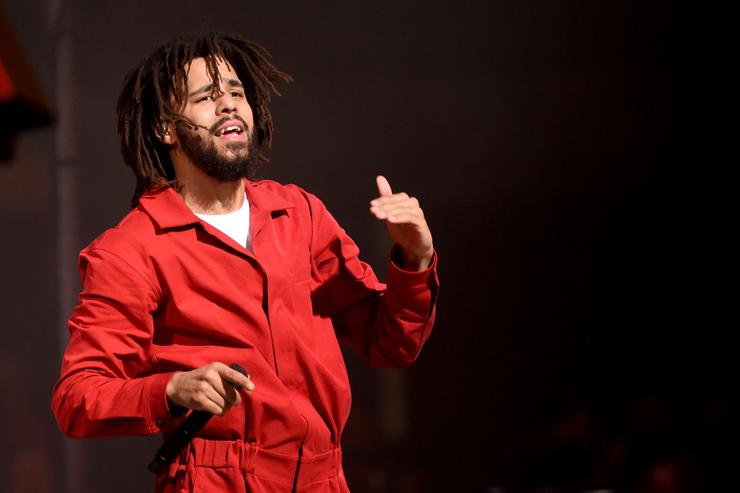 j cole to executive produce upcoming pbs docuseries raising berte music - Executive Producer Music