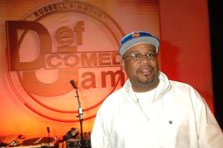 HBO & AEG Live's The Comedy Festival 2007 - Russell Simmons' Def Comedy Jam