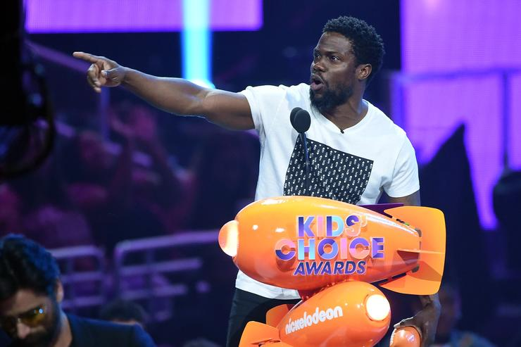 Nickelodeon's 2017 Kids' Choice Awards - Show