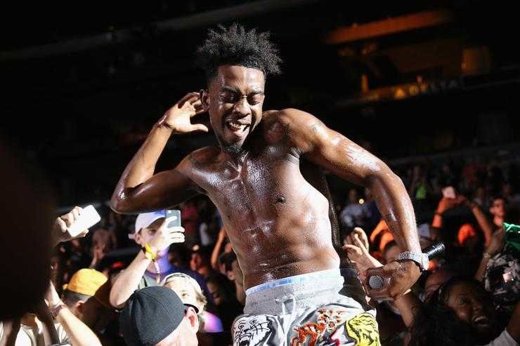 Desiigner at 2017 BET Experience