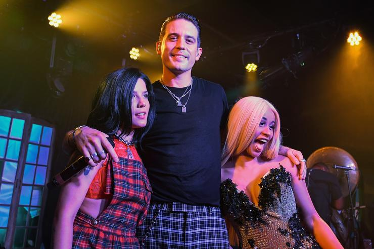 G-Eazy, Cardi B & Halsey in New Orleans
