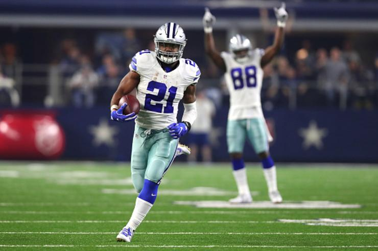 NFLPA files temporary restraining order to block Ezekiel Elliott's suspension