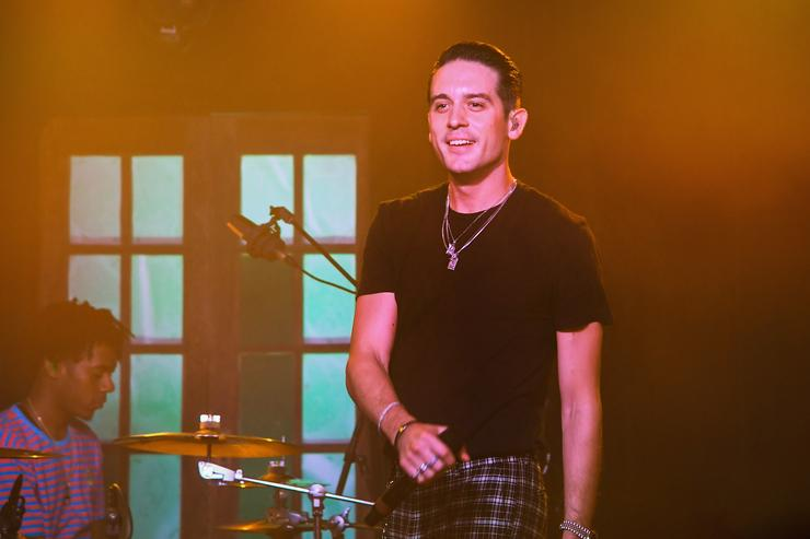 G-Eazy at Bud Light Dive Bar Party