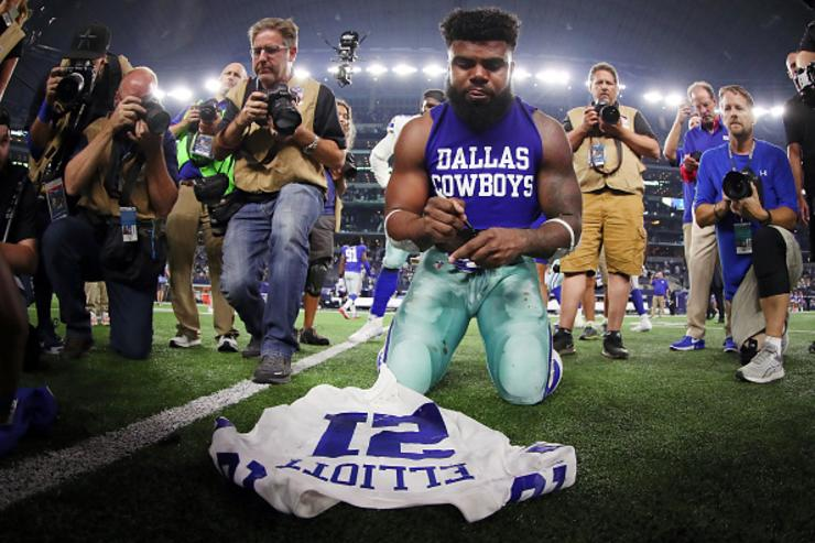 Ezekiel Elliott: 'I Finally Get a Fair Trial'