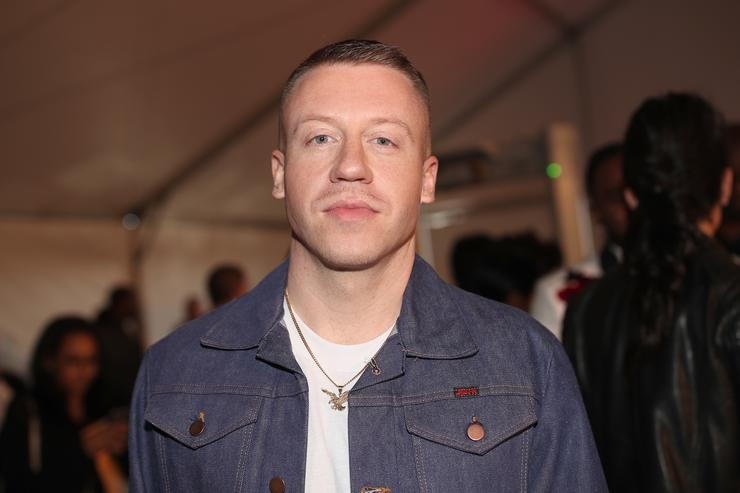 Macklemore at iHeart Radio Music Awards